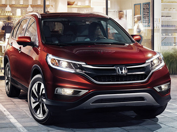 Promotion Honda CR-V