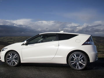 Promotion Honda CR-Z