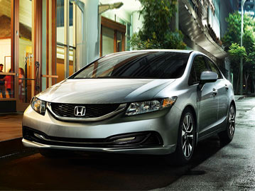 Promotion Honda Civic Berline