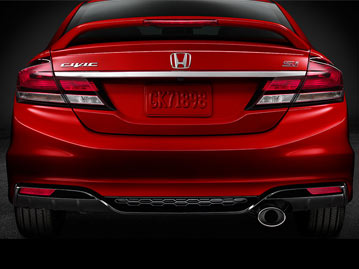 Promotion Honda Civic Berline Si