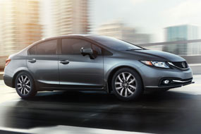 Honda Civic Berline DX 2015 neuf