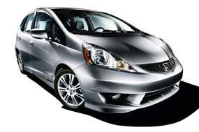 Honda Fit DX 2010 neuf